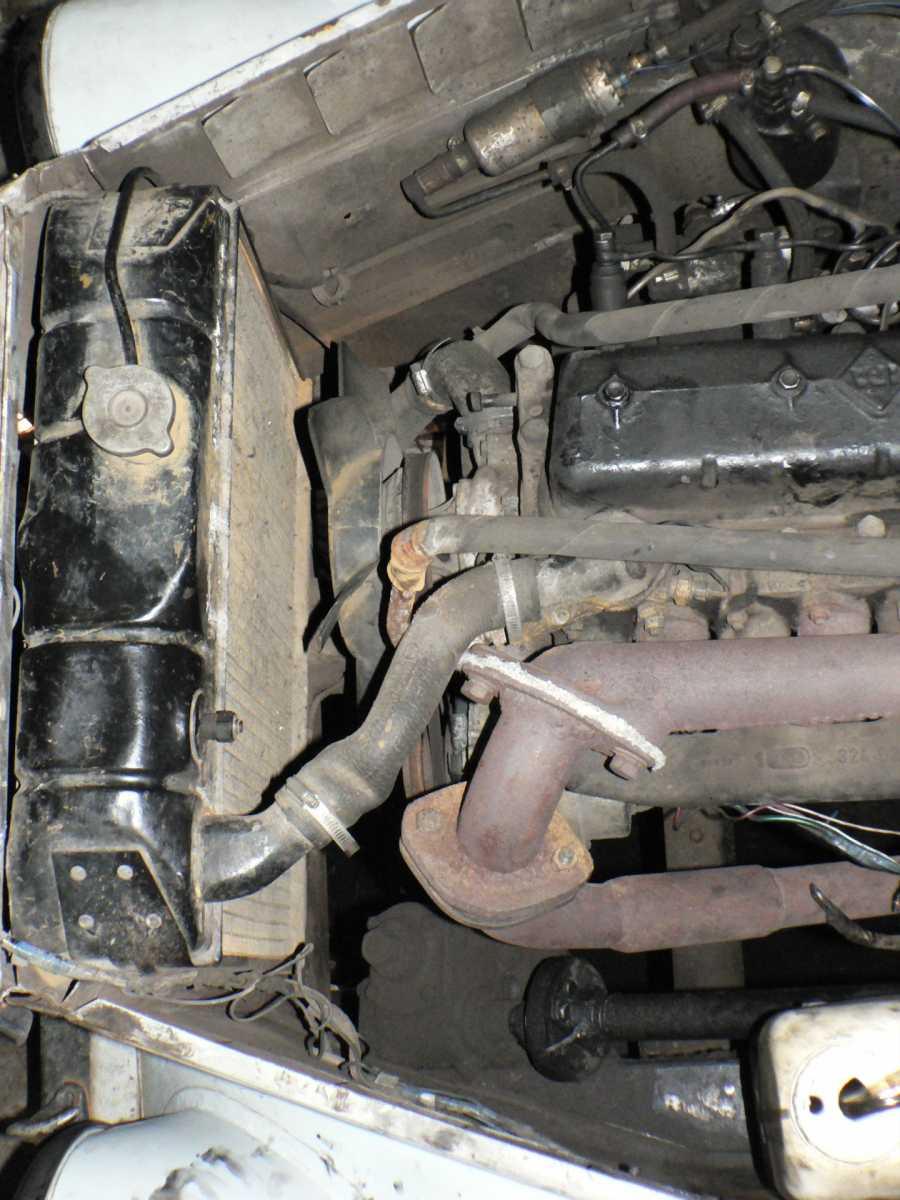 двигатель  ифа мультикар  м25 дизель
