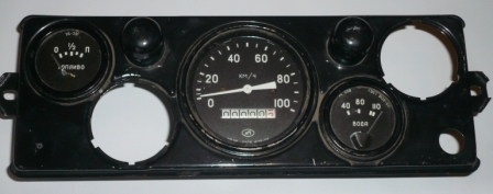 Приборная панель на Газ-51/63