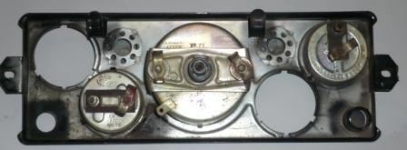Приборная панель на Газ-51/63.