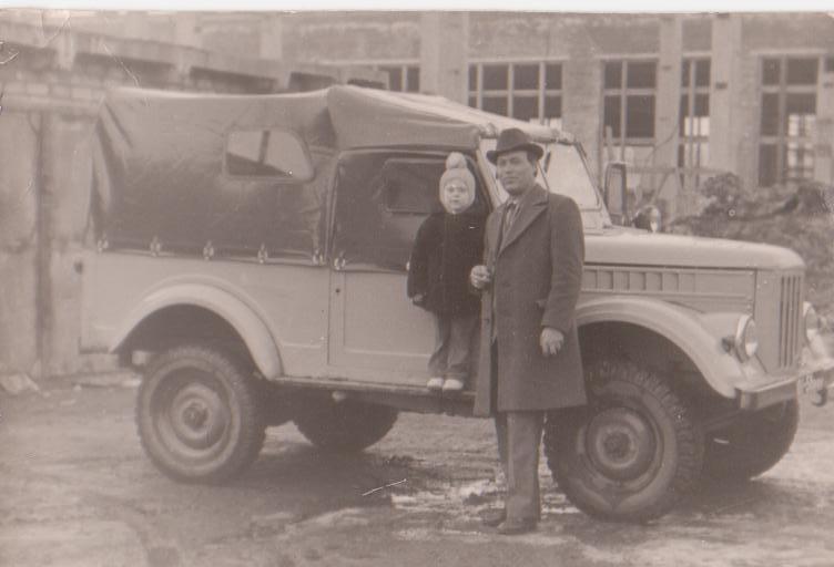 Вологодский Газон моего деда
