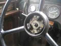 Ремонт вала рулевой колонки ГАЗ 69