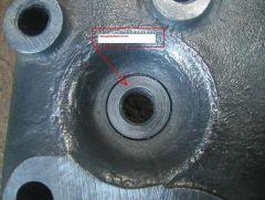 Ремонт головки блока двигателя М20