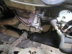 Масляный насос ГАЗ 53 на двигатель М20 ГАЗ 69