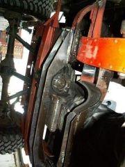 33 фланцы раздатки подогнаны для карданов уаз.JPG