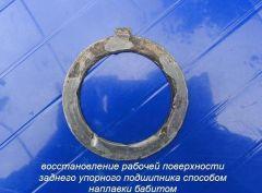 Упорные кольца коленвала ГАЗ 69