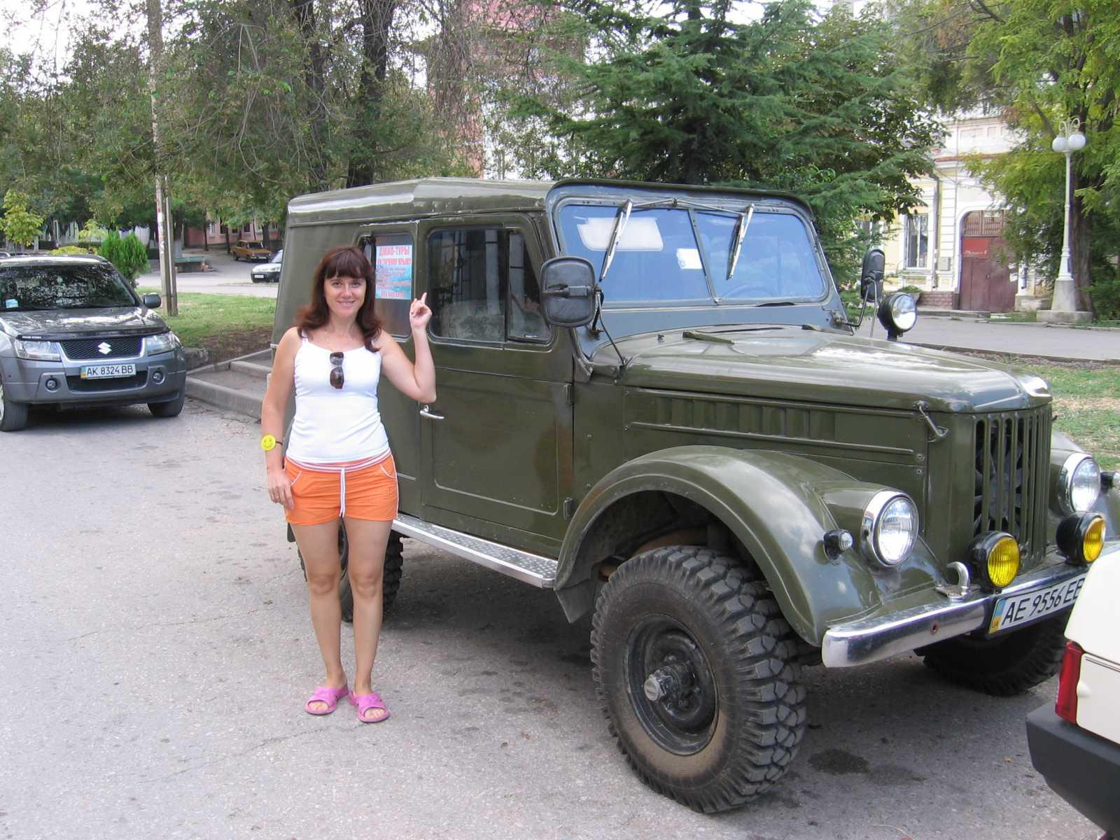 Машинка из Феодосии