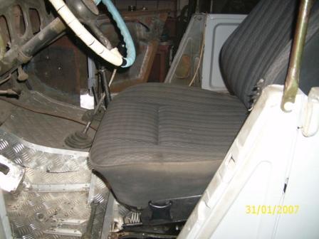 передние сидухи МВ 124