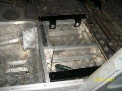 крепления под передния сиденья1