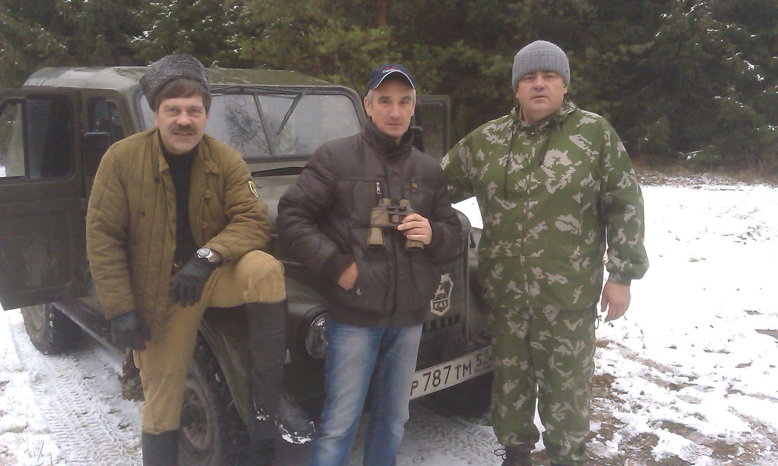 Есаул, Вованыч, Евгений Янкель