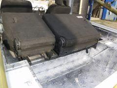 сиденья хонда