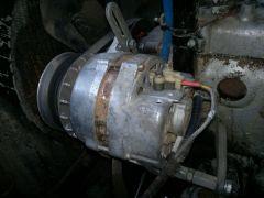 Генератор Г254 У ХЛ 40 ампер 1