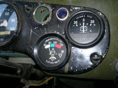 Приборы контроля ТОЖ и амперметр