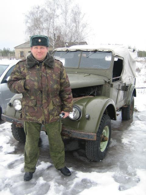 ГАЗик 004