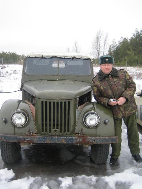 ГАЗик 002
