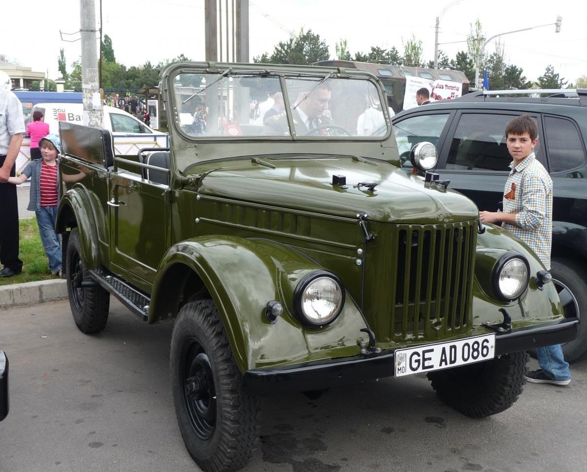 ГАЗ 69 оригинал