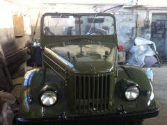 Мой ГАЗ-69м