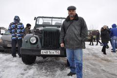 Кто не знаком, представляем - Сергей 1975 лысковчанин, человек который знает и любит свой край.