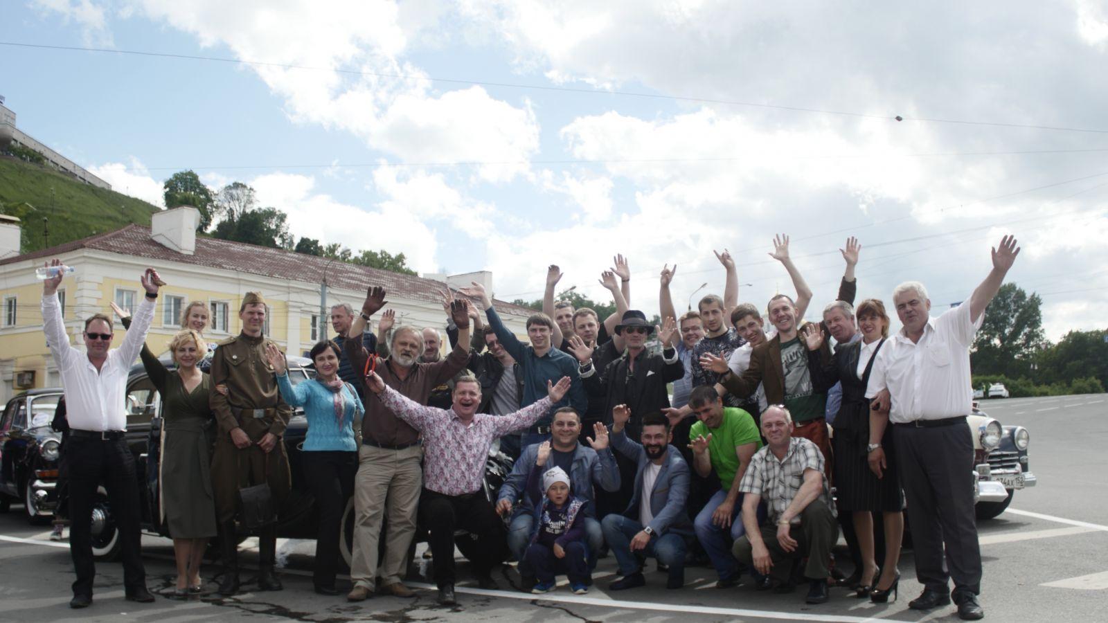 Общее фото-2 12.06.2016 День России  Нижний Новгород