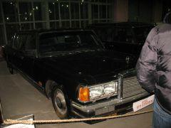 Москва. Посещение музея ретро-автомобилей. 6.02.2013