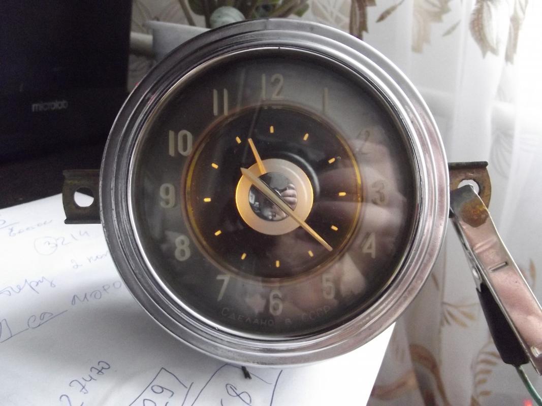 Тема часы для 3110