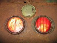 катафоты и крышка радиатора..jpg