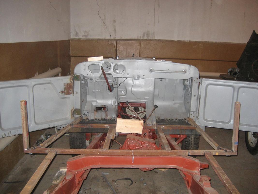 ремонт лодки газ 69