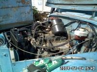 TD27 Nissan на ГАЗ 69.jpg