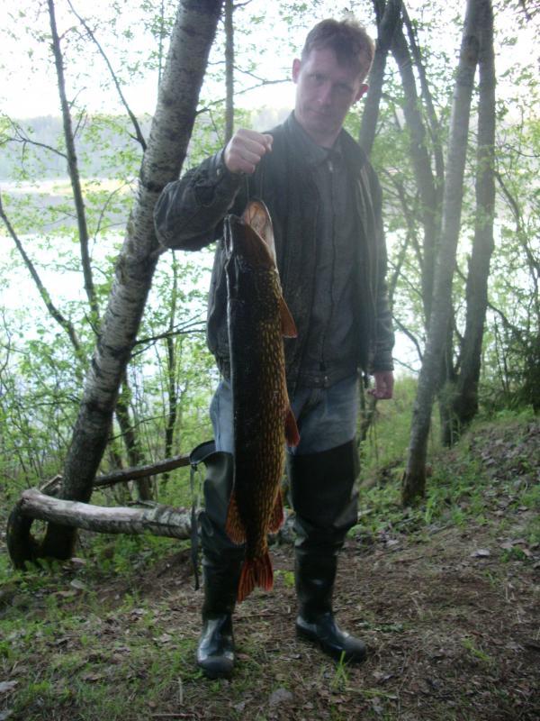 рыбалка середейское