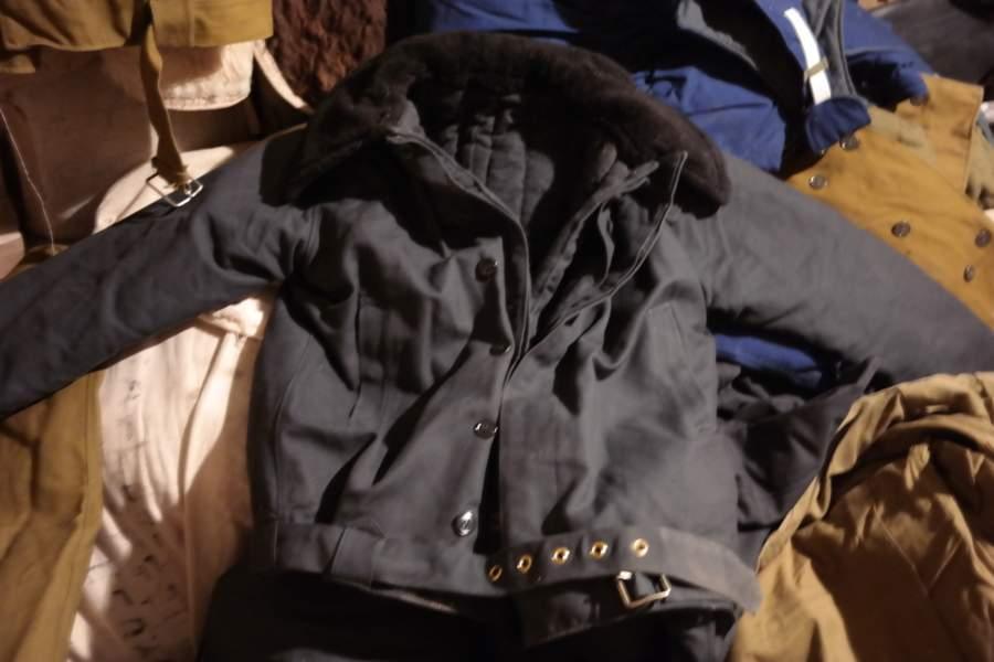 Куртка Танкиста Зимняя Купить