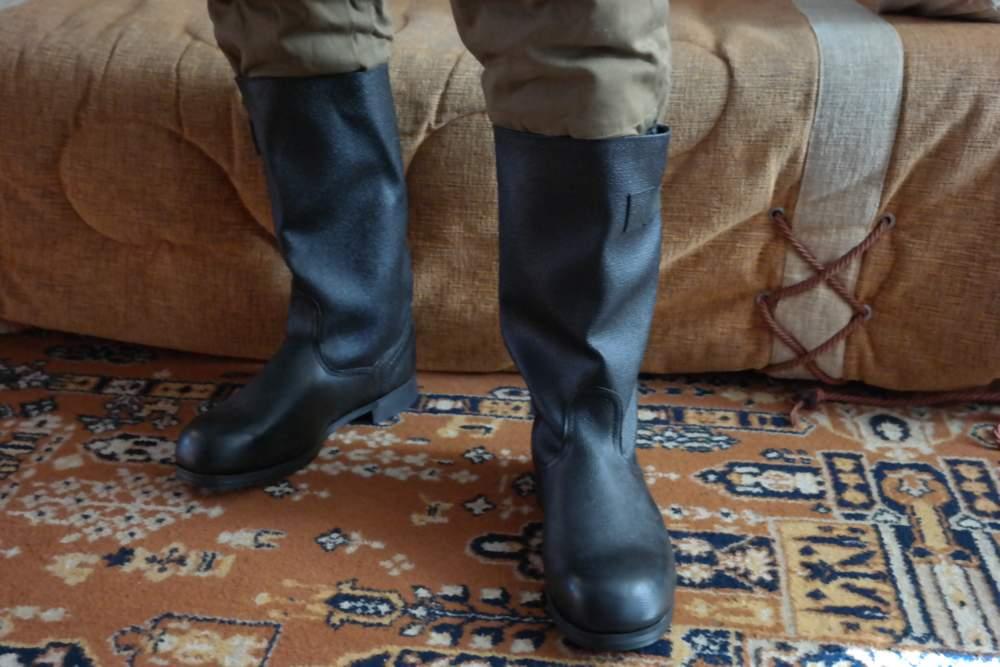 Госпожа грязные ноги