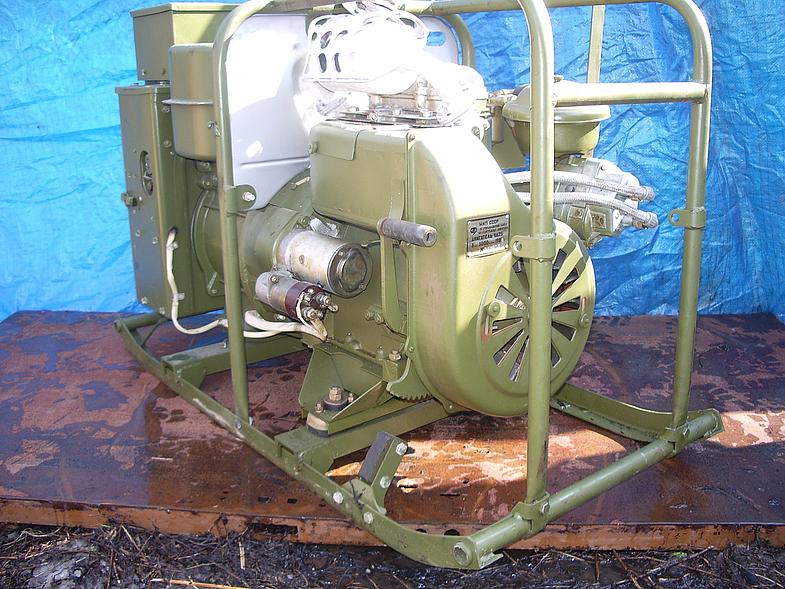 Электрогенераторы бытовые бензиновые