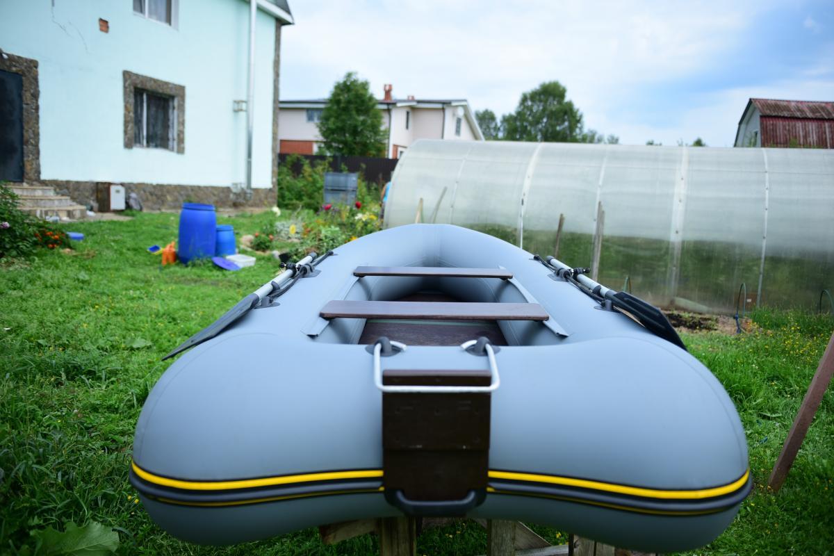 Гребные лодки из пвх обзор