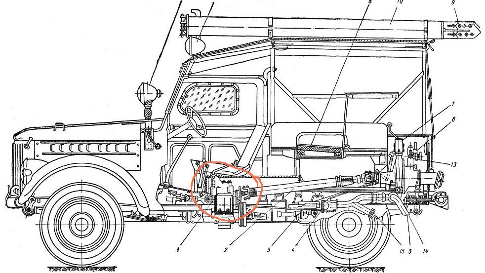 Схема ПМГ-20 (резанная).