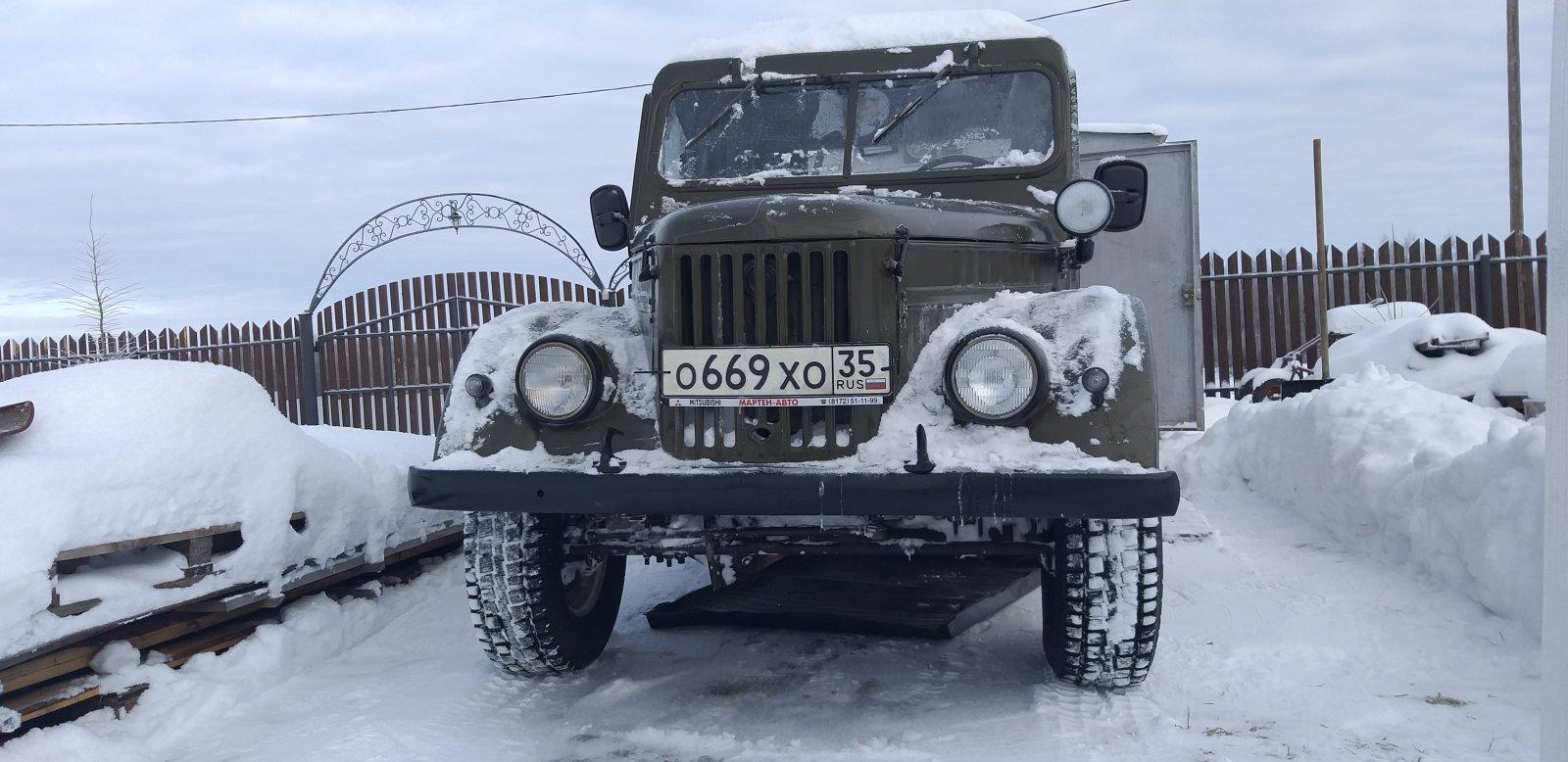 """ГАЗ-69 """"Дедушка"""", разное"""