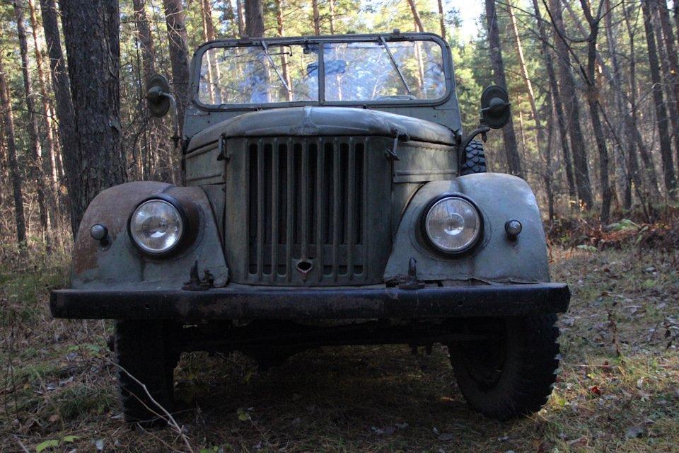 Мой ГАЗ-69, Покупка.