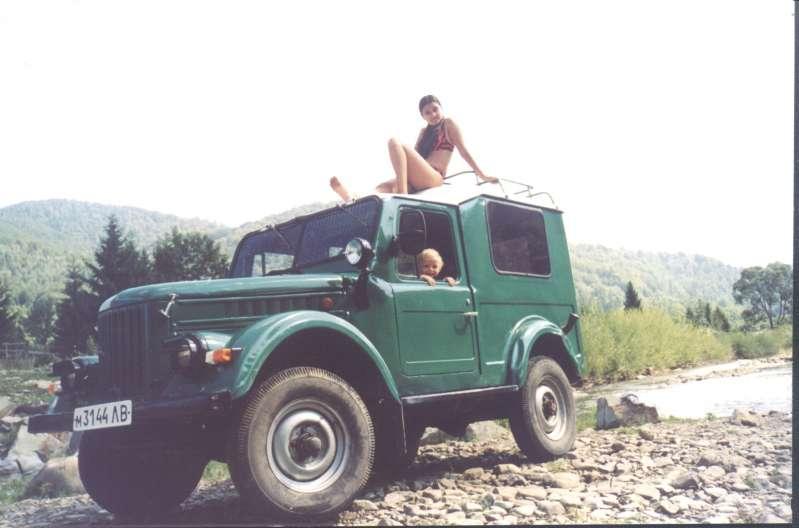 ГАЗ-69 1963 г.р. (г.Львов)