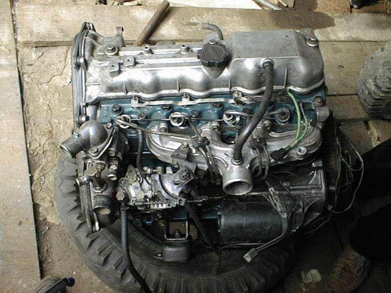 А это приготовленный дизель на ГАЗик.