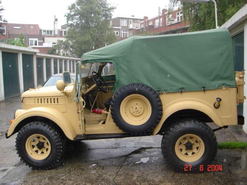 ГАЗ 69М -1958