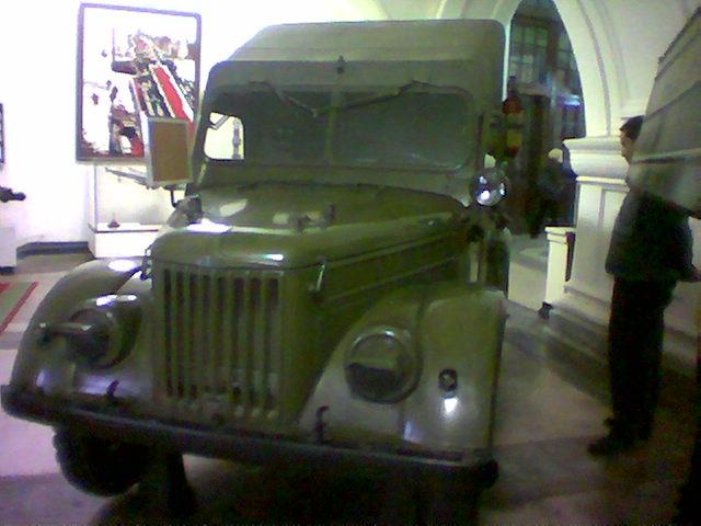 музей артилерии и войск связи в Питере