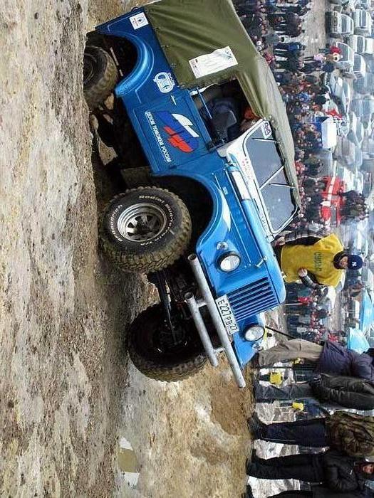 ГАЗ-69 из Комсомольска-на-Амуре