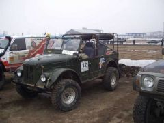 ГАЗ-69 г. Уссурийск (Савчук Александр)