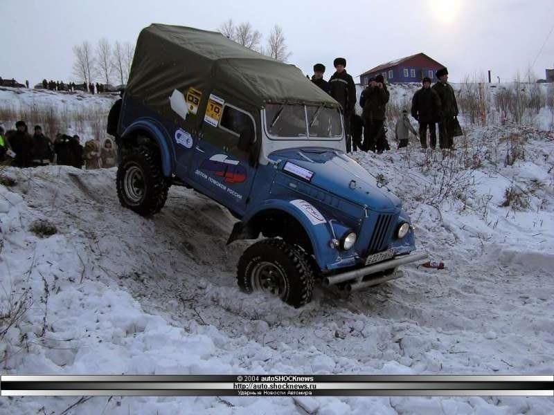 Снежные таски 2004 г. Хабаровск