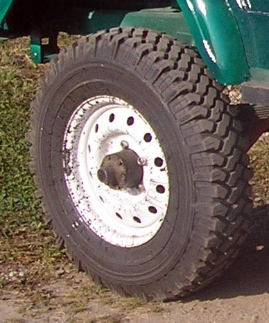 Новые колеса