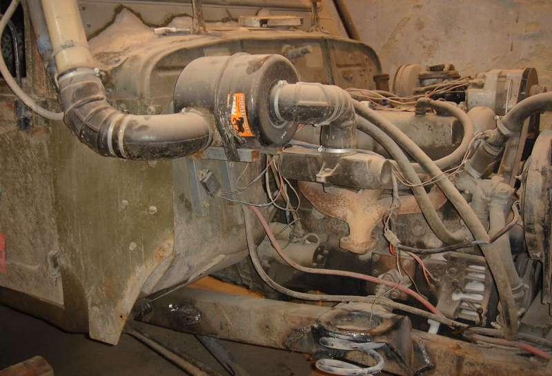 двигатель воздушный фильтр, часть шнокеля