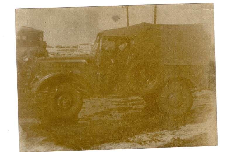 Просто ГАЗ-69