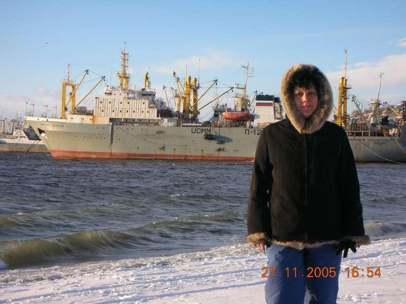 п-ов Камчатка, бухта Авачинская