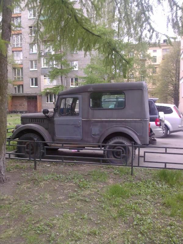 мой нынешний авто