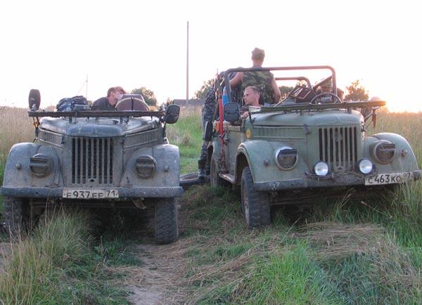 белёвский район тульской области, август 2007