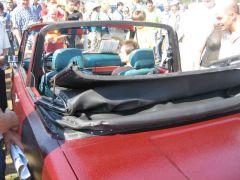 ваз 2101 двух дверный кабриолет вид сзади сбоку