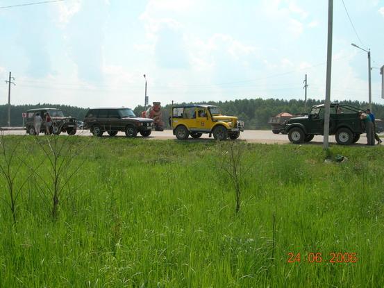 Московская область, 24-25 июня 2006 года